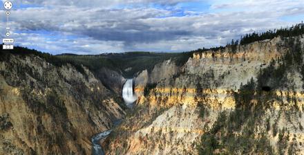 Самое большое фото Йеллоустонского национального парка