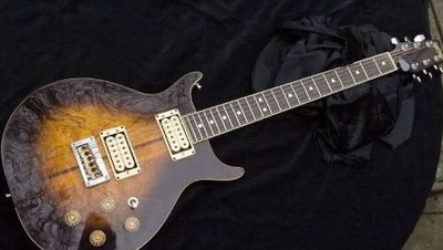 Fender Stratocaster — самая дорогая гитара в мире