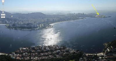 Самая большая фото панорама Рио-де-Жанейро - 154,4 гигапикселя