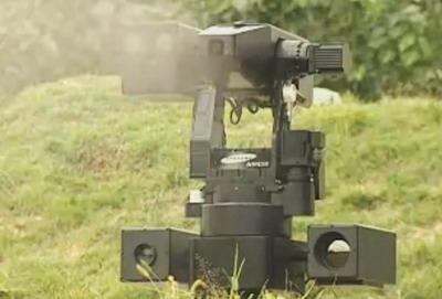 Корейский робот SGR-1