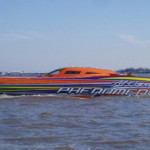 Самый быстрый катер в мире