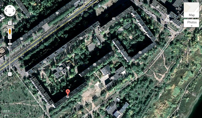 Самый длинный дом в мире (Волгоград)