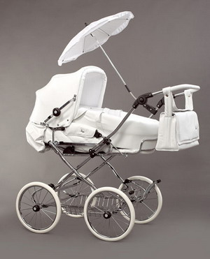 Немецкая коляска Hesba Corrado deLux VIP