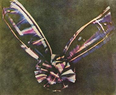Самое первое цветное фото в мире