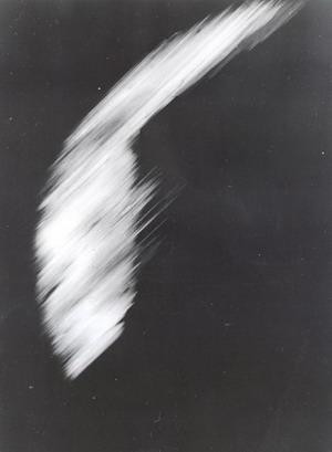 Первое спутниковое фото Земли