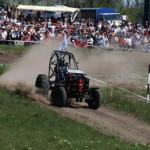 Самый быстрый трактор в мире — 131 км/ч