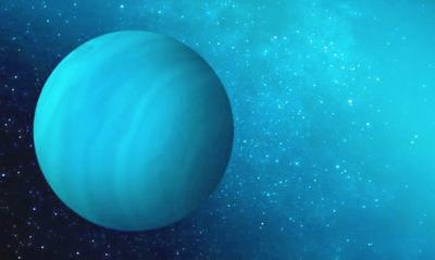 Уран - самая холодная планета Солнечной системы