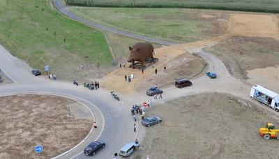 Woinic - самый большой кабан в мире
