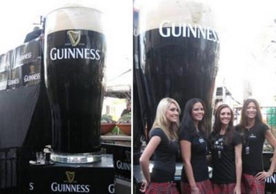 Самый большой бокал в мире