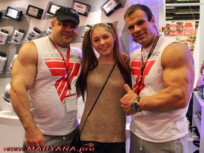 Марьяна Наумова - сильная девочка