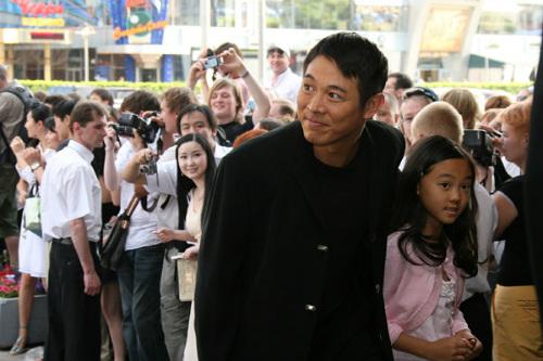 Джет Ли, китайский актер