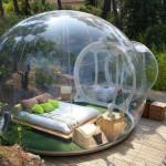 Необычные номера Bubble Rooms