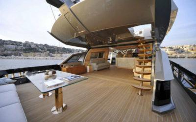 Baia 100 Supreme — самая дорогая яхта в мире