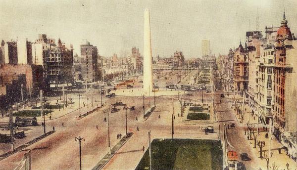 Улица 9 Июля (1930 год)