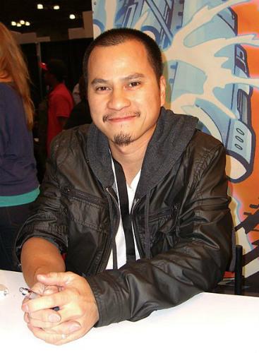Дастин Нгуен, американский художник комиксов