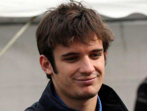 Серхио Эрнандес, испанский автогонщик