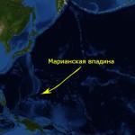 Марианский желоб — самая глубокая впадина мирового океана (10 фото)