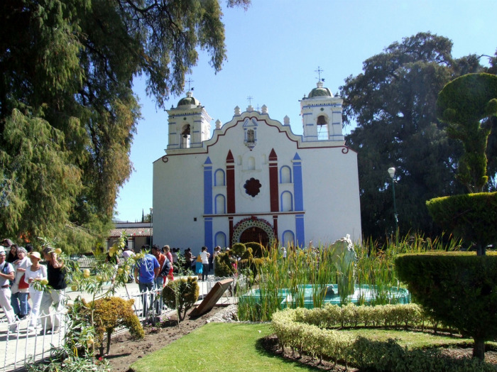 Церковь Санта Мария де ла Асунсьон