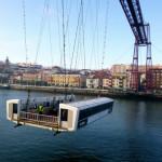 Уникальный Бискайский мост в Испании