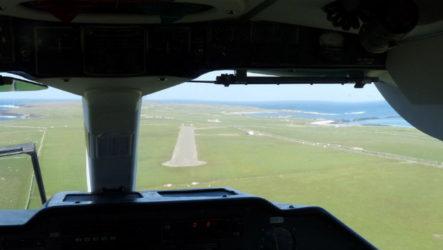 Самый короткий авиарейс в мире