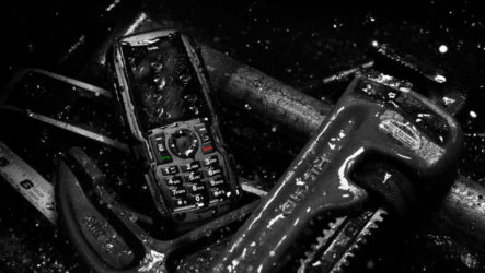 Самые прочные телефоны в мире