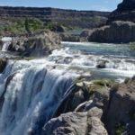 Водопад Шошони (Айдахо)