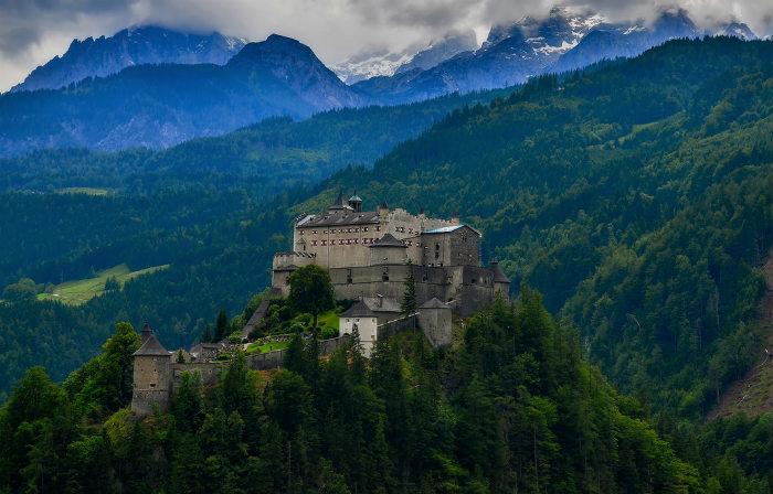 hohenwerfen-castle