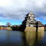 Замок Мацумото (Япония)