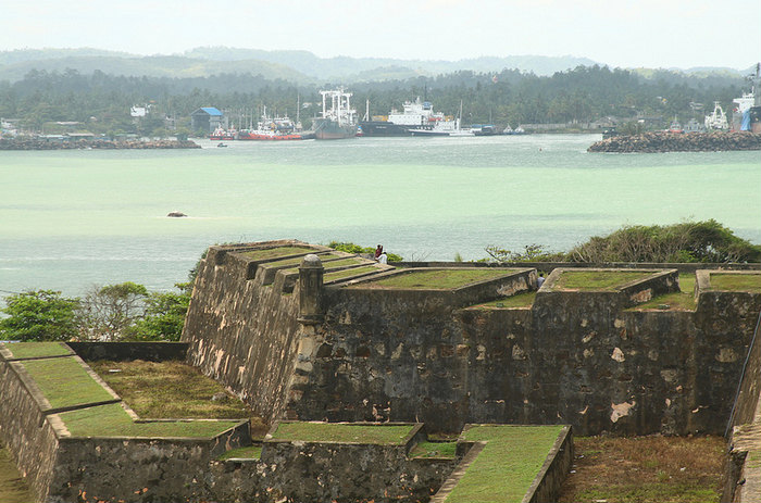 Fort Galle3