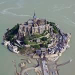 Замок Мон Сен-Мишель (Франция)