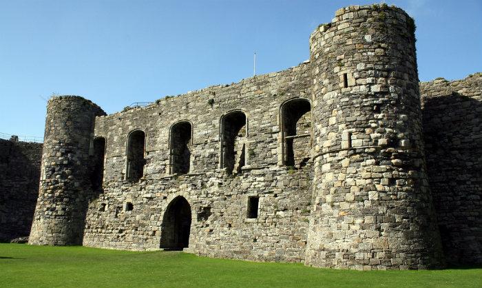 Beaumaris Castle1
