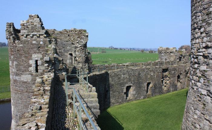 Beaumaris Castle2