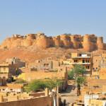 Крепость Джайсалмер (Индия)