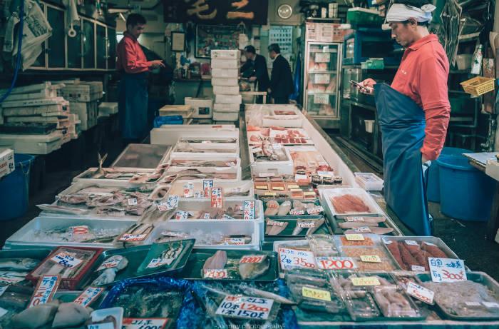 The Tsukiji Market4