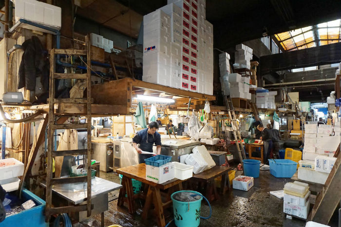 The Tsukiji Market5
