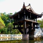 Пагода на одном столбе (Вьетнам)