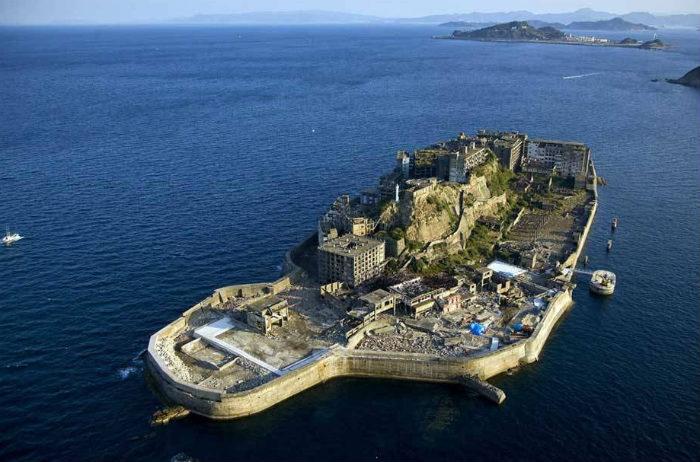 Hashima-Island
