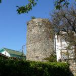 Крепость Алустон (Крым)