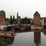Крытые мосты — визитная карточка Страсбурга