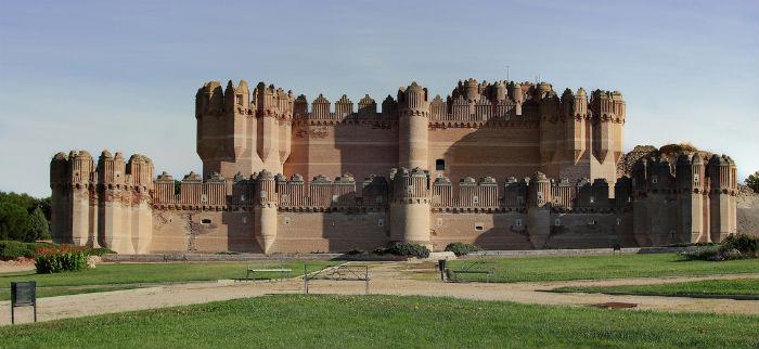 Castillo de Coca1