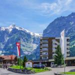 Горнолыжный курорт Гриндельвальд, Швейцария