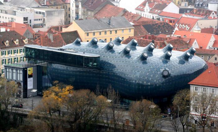 Kunsthaus Graz1