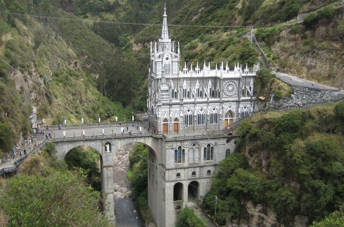 Las Lajas Sanctuary1