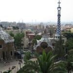Парк Гуэля в Барселоне, Испания