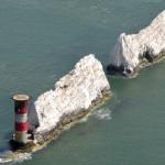 Нидлсский маяк, Англия
