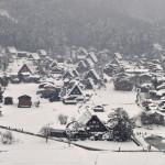 Деревня Сиракава Го, Япония