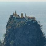 Монастырь Таунг Калат, Мьянма