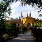 Ботанический сад Падуи, Италия