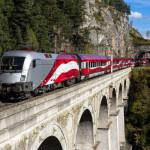 Зиммерингская железная дорога, Австрия