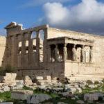 Храм Эрехтейон, Греция